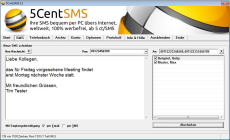 5CentSMS+SMS+Software