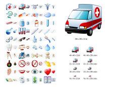 Medizinische+Icon+Sammlung