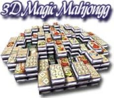 3D+Magic+Mahjongg